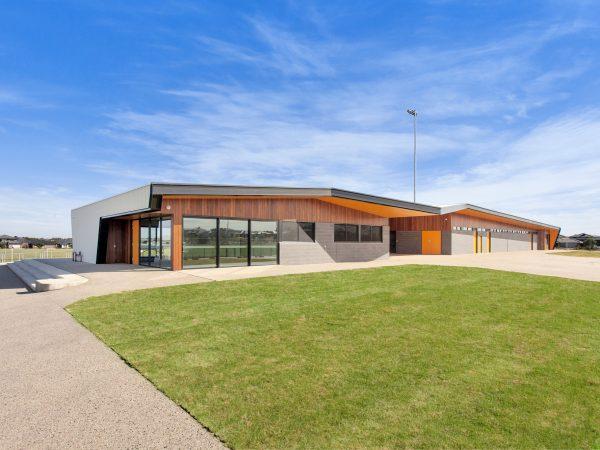 Barton Reserve Sports Pavilion