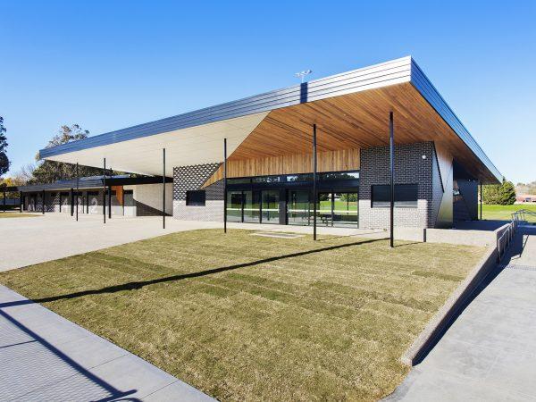 Jack Thomas Reserve Sports Pavilion