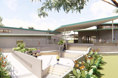 Works Commence on Educational Projects across NSW