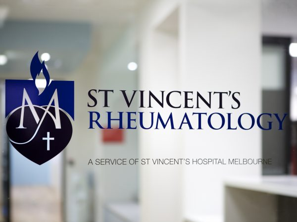 St Vincent's Rheumatology Clinic